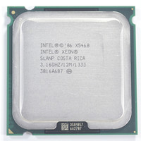 Wholesale Intel Xeon x5460 Processor GHz M Mhz equal to LGA775 Core Quad Q9650 CPU works on LGA775 mainboard no need adapter