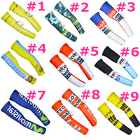 Wholesale 2015 Men Women Lycra Cycling Arm Warmers MTB Racing Cycling Arm Sleeves for Outdoor Bike Bicycle Cycling Arm Cover Wear