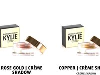 Wholesale Newest Kylie Jenner Cosmetics Birthday Edition Creme Shadow Copper Rose Gold makeup fresh top quality DHL free
