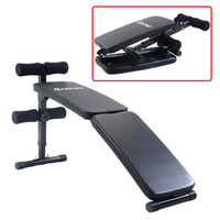 arc exercise - New Adjustable Folding Arc shaped Sit Up Bench Gym Home Exercise Fitness Workout
