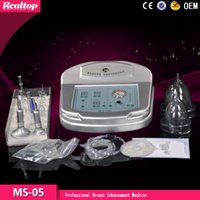 Wholesale Vacuum Therapy Cupping Suction Machine Portable Breast Enhancement Breast Enlargement Lymph Drainage Vacuum Therapy Breast Care Machine