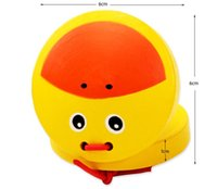 Wholesale Cartoon wooden castanets Children s musical toys early childhood educational toys children s toys percussion sound