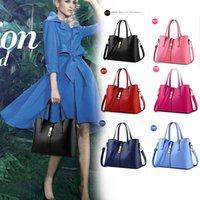 Wholesale 6 colors new PU ladies fashion bag shoulder bag sports messenger bag handbag women s singles minimalist color optional