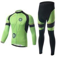 Wholesale 2016 Man Cycling Jersey Bike Long Sleeve Sportswear Handsome Cycling Clothing CC0334
