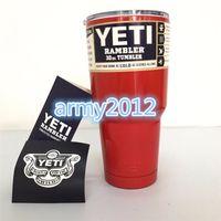 beer orders - Yeti oz oz Rambler Tumbler Bilayer Insulation Cups colorful colors can mix orders Cars Beer Mug Large Capacity Mug Tumblerful