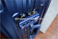 best carry on luggage - Best websites hard case luggage sets high demand products in china with aluminum trolley system