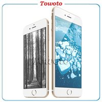 Wholesale 100 Original Refurbished Apple iPhone Plus with Fingerprint inch iOS Unlocked cellphone with finerprint vs s C S quot iphone6