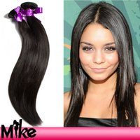 Wholesale factory supply directly indian remy hair weave pieces human hair extensions thick end no smell
