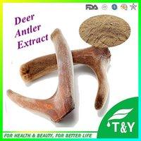 antler velvet powder - High quality Deer antler velvet powder Pure Deer Antler Powder Extract manufactures g