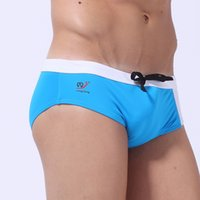 Wholesale Brand swimsuits Swim Shorts Beachwear Suits bathing Trunks surf Mens Sexy Sports Bikini swimming gay swimwear briefs