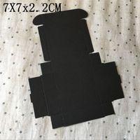 kraft box - X7x2 CM Black Carton Kraft Box Gift Packing Boxes Soap Packaging Boxes Storage Item