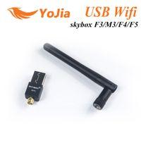Wholesale Openbox Zgemma Cloud ibox DM usb wifi with Antenna M USB WiFi Wireless Network Card n g b LAN Adapter RT5370