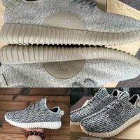 Wholesale Yeezy Boost best quality Yeezy Moonrock Oxford Tan Pirate Black Running shoes snakers size US5