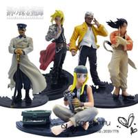 alchemist movie - Anime Cartoon Fullmetal Alchemist PVC Action Figures Toys set