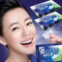 Wholesale 28 Degree Advanced Teeth Whitening Strips Dental Whitening Kit Enamel White Whitestrips