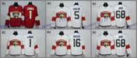 aaron shipping - florida panthers aaron ekblad white NHL Hockey Jerseys Ice Winter Home Away Jersey Stitched Drop Shipping
