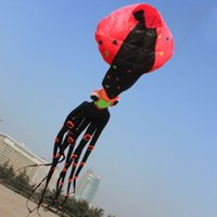 big blue octopus - 3D10 meters large software kite squid kite software pendant octopus AAA