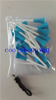 Wholesale Multi Color Plastic Golf Tees mm Durable Rubber Cushion Top Golf Tee Golf Accessories