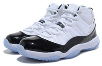 air massage boots - New cheap air Retro XI sport sneaker shoes Concord Bred Citrus Gamma Blue Legend Blue basketball shoes boots us size