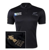 Wholesale Super Rugby home Jersey Best Quality embroidery Rugby Shirt in stock Size S XL