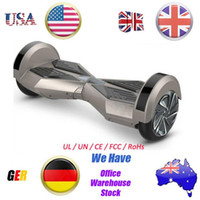 Wholesale 8 inch wheel Bluetooth And Remote Speaker Hoverboard Skateboard Skywalker Scooter Motorized Roller Standing Drift car