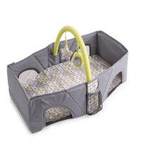 Wholesale XIANGJUN portable crib newborn baby bb bed bed bed bed bed folding portable anti pressure