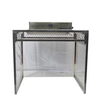 bench installation - TBK Folding Free Installation Dust Free Room Workshop Laminar Flow Hood Bench Air Flow Clean Workstation