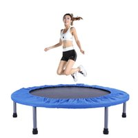 kids indoor play equipment - Kids Trampoline Children Playing Jumping Toys Adult Indoor Fitness Equipment Spring Jumping Bed Inch MD0091