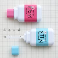 banana tape - m X mm Cute Kawaii Milk Bottle Aihao Banana Kiwi Correction Tape Office School Supplies Stationery Kids Student