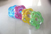 baby sports gear - 12Piece Baby Swimming Neck Ring Cartoon Pool Toys Kids Learning Swimming Gear Hot Summer Water Sports Supplies