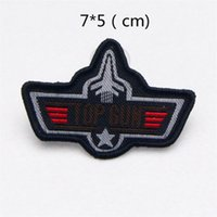 baby flight suit - MOVIE TOP GUN FLIGHT SUIT TOMCAT INSIGNIA PATCH F US Navy Sew On Patch Shirt Trousers Vest Coat Skirt Bag Kids Gift Baby Decoration