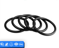 Wholesale Black NBR70A O Ring Seals ID126 mm C S1 mm OR2500 OR2612 AS568 Set