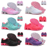 Wholesale Hot Sale Drop Shipping Famous Shox Womens Athletic Sneakers Sports Running Shoes Size