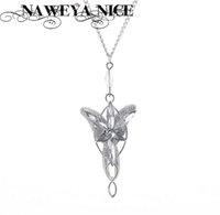 arwen necklace - Popular Necklaces Arwen Evenstar necklace the Elves princess fashion crystal silver pendant Gift for women