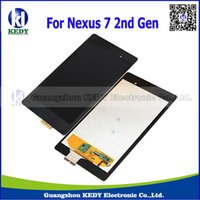 nexus 7 2013 - Original For Asus Google Nexus nd Gen ME571K K008 Tablet PC LCD with Touch Screen Digitizer without frame Kedy4