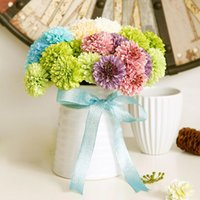 artificial flowers australia - Australia Daisy Artificial Flowers Artificial Flowers Silk Flower For Home Wedding Table Decoration Living Room European Style