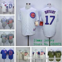 Wholesale Chicago Cubs Kris Bryant Jerseys Chicago Cubs Kris Bryant Jersey Blue Grey White