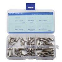 Wholesale M4 Stainless Steel Hex Socket Head Cap Screw Qty Assortment Kit