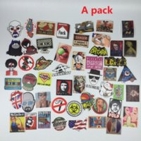 Wholesale 200 Stickers Car Styling Mix Skateboard Laptop Luggage Snowboard Car Fridge Phone DIY Vinyl Decal Motorcycle Stickers Covers