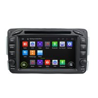 automotive operations - Android Operation System Quad Core with OBD Car Auto Electronic GPS Navigation for Benz W209