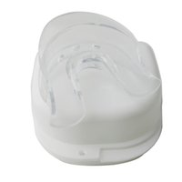 Wholesale Soft Dual Arch Mouth Tray with Retainer Case Double Sided Mouth Shield with Retainer Case