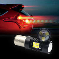 Wholesale Auto LED Parking Turn Signal Stop Brake Bulb Lamp Super Bright Chipsets LED Bulbs with Projector