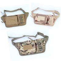 Wholesale 20 Waist Bag Wild Tactical Outdoor Sport Gym Military Camping Hiking Bag Fishing Bag Waterproof Bag