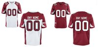 arizona sales - HOT SALE Men s Arizona Cardinal Custom Elite Football Jerseys High Quality Stitched Any Name and Number You Decide Three Colors Allowed