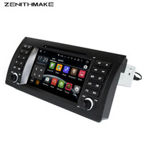 Wholesale Android HD QuadCore quot Car DVD Player for BMW E53 E39 X5 car dvd gps with WIFI Navi Radio Bluetooth Phonelink din car dvd player