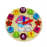 baby horoscopes - Details about New Promotion Wooden Number Colorful Puzzle Toy Baby Educational Bricks Toy