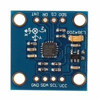 angular velocity sensor - L3G4200D Triple Axis Gyro Angular Velocity Sensor Module for Arduino MWC A097 dps