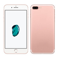 Wholesale Goophone i7 Plus inch Smartphone Android Unlocked Plus Phones Quad Core GB GB MTK6580 can show fake G LTE