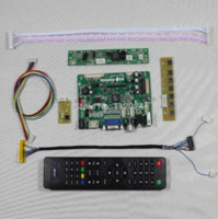 controller board kit av controller - HDMI VGA AV Audio USB FPV lcd Controller board A VST29 B for inch LP097X01 LP097X02 x768 IPS lcd panel