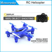 Wholesale W609 Mini RC Helicopter GHz Wireless Remote Control RC Hexacopter Axis Gyro Mini Drone new arrived